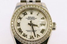 CAB selling criminal's Rolex…on eBay