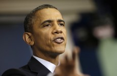 'Extortion not part of our democracy' - Obama on default threat