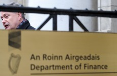Department of Finance expects 1.8 per cent growth next year