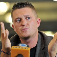 English Defence Leader founder Tommy Robinson quits group