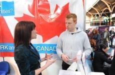 Canada could outstrip Australia as top destination for Irish emigrants