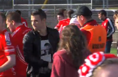 VIDEO: Seamus Coleman celebrates Killybegs county semi-final win
