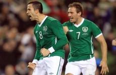 As it happened: Ireland 2 Uruguay 3