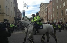 Seven arrested in pre-dawn raids over Dáil protest violence