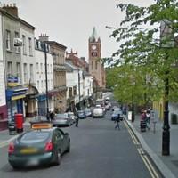 Man shot dead in Derry city centre