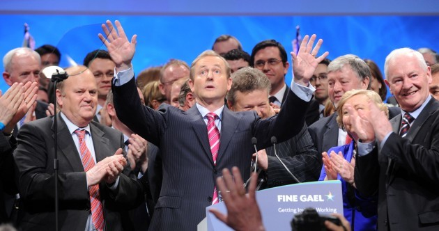 Anti-austerity and pro-life protests expected as Fine Gael conference begins