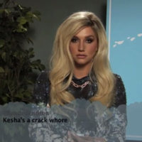 Musicians read out mean tweets about themselves