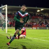 Shels ship five in Cork as Kilduff claims match ball