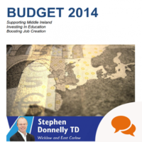 Stephen Donnelly: The Troika targets can be met with no additional budget measures
