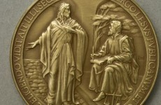 Lesus Christ? Vatican withdraws medals over misspelling
