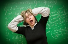 'Fear of maths' affecting careers and the economy