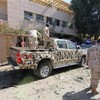 Car bomb explodes outside Swedish and Finnish consulates in Libya