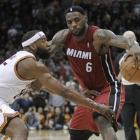 Where is he? LeBron dodges abuse by skipping introduction in Cleveland