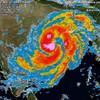 At least four killed as massive cyclone hits India coast