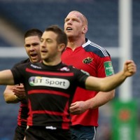 Sloppy Munster slip to Edinburgh defeat in Heineken Cup opener
