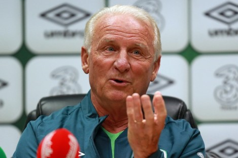 Refelctions: Trapattoni says he got to know a humble but proud country.