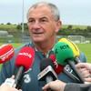 Keane resumes full training, King hopeful he'll be available for Kazakh clash