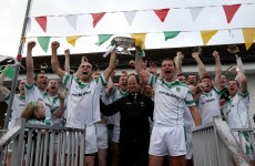 Moorefield crowned Kildare champions against Sarsfields