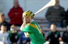 Carrickshock and Clara set to contest Kilkenny senior hurling final