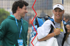 Rory McIlroy dumped Caroline Wozniacki over an unflattering photo... it's The Dredge