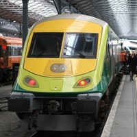 Trains from Heuston delayed following Portarlington incident