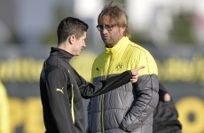 Lewandowski harbours Premier League ambition