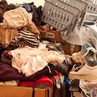 Irish men hoard more stuff than Irish women, says survey