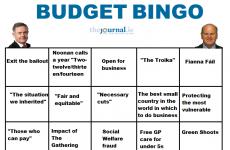 PLAY: Budget Bingo 2014