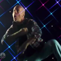 WATCH: Bruce Willis hosts a 'boy dance party'