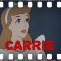 Cinderella meets Carrie in terrifying mashup