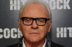Sir Anthony Hopkins wrote a letter to Bryan Cranston about Breaking Bad