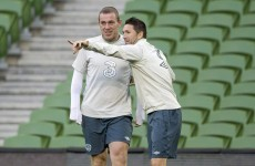 Keane in line for Kazakh start as ankle injury clears