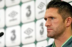 Robbie Keane: Next Irish manager 'needs to have balls, take no sh*t'