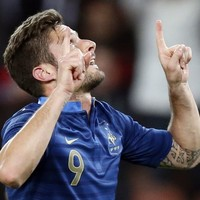 Olivier Giroud's chip against Australia was just gorgeous