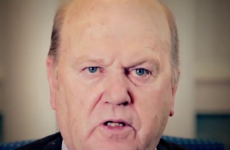 Michael Noonan's 13-second Instagram preview of the Budget
