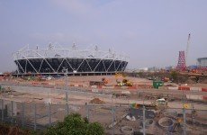 Security guard arrested for explosives near Olympic Stadium in London
