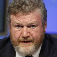 Reilly on health cuts: 'This does entail more heavy lifting for people'