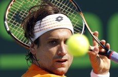Baby love? Crying infant upsets Ferrer