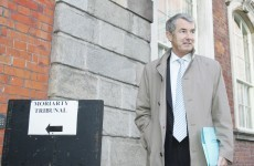 Fine Gael's €600k Moriarty Tribunal bill paid by Taoiseach's Department