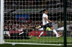 Ravel Morrison scores another wonder goal... this time for England U21s