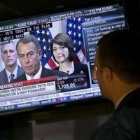 Markets wobble as US debt talks falter