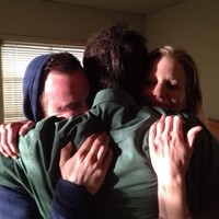 Saddest picture ever of the last day of filming Breaking Bad