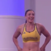It's raining, so here's a clip of Michelle Jenneke falling over