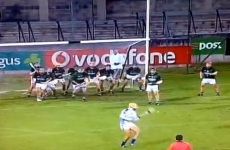 VIDEO: Late goal in Dublin hurling final is disallowed as ref blows full-time