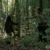Who's the Irish woman in the new series of The Walking Dead?