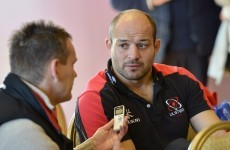 'For the boys aspiring to be internationals, this is their chance' — Rory Best