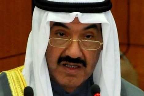 File photo of Kuwait's ruler, Sheikh Sabah al-Ahmad al-Sabah.