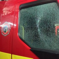 Fire crew stoned with rocks a day after they call for an end in anti-social behaviour