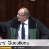 Ceann Comhairle tells TDs: 'Go and watch television to see what it sounds like'