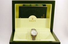 Limerick criminal's Rolex sells for €7,000 on eBay